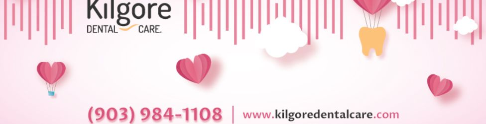 Valentine Day Facebook Cover for Dental Office