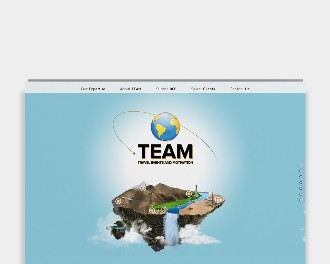 Custom website for TEAM group